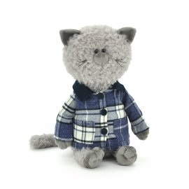 Снимка на Котката Бъди с якето 30